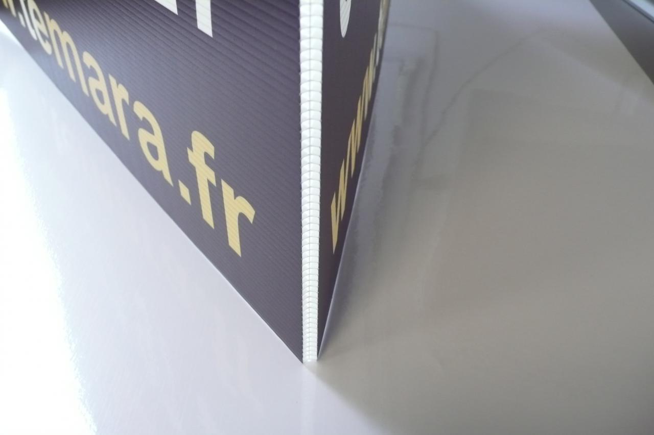 PANNEAUX ALVEOLAIRES -3,5mm
